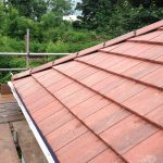 full new tiled roof in glasgow area